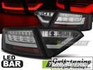 Audi A5 07-11 Купе Фонари светодиодные, черные led bar design