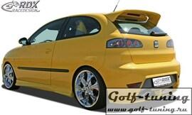 Seat Ibiza 6L Cupra Накладка на задний бампер