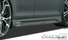 "Fiat Bravo (198) 2007-2014 Накладки на пороги ""GT-Race"""