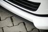 Накладка центральная для спойлеров переднего бампера Rieger 00059550/00059551 carbon look