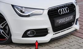 Audi A1 8X 10-14 Накладка на передний бампер