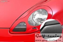 Porsche 911/996/ Boxster 986 Roadster 96-04 Реснички на фары carbon look