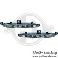 Mercedes W221 05-11 Дневные ходовые огни
