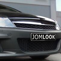 Opel Astra H GTC 3D 04-07 Решетка без значка Sport Look