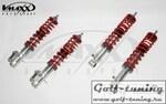 VW Golf I/Golf I Cabrio/Jetta I/Scirocco I + II Винтовая подвеска V-Maxx c регулировкой по жесткости и высоте
