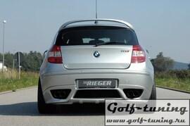 BMW E81/E87 Спойлер на крышку багажника