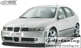 """Seat Leon/Toledo 1M Бампер передний """"TS4"""""""
