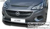 Opel Corsa E OPC 15- Спойлер переднего бампера Vario-X