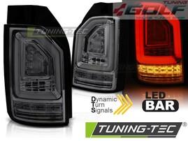 VW T6 15- Фонари светодиодные, led bar design тонированные
