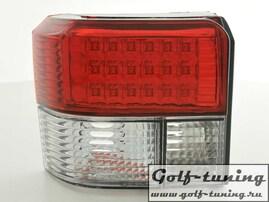 VW T4 Фонари светодиодные, красно-белые
