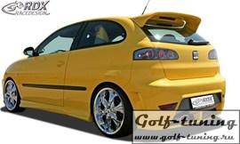 Seat Ibiza 6L Бампер задний Cupra-Look