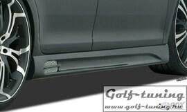 Opel Astra H TwinTop Накладки на пороги GT-Race