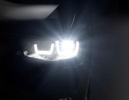 BMW F20 11-15 Фары LEDriving Xenarc upgrade halogen черные