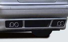 BMW E39 Глушитель rieger