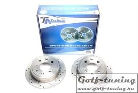 Honda/Rover Комплект спортивных тормозных дисков
