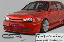 VW Golf 3 Ресница Badlook из металла X-Line design