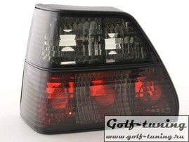 VW Golf 2 Фонари тонированные