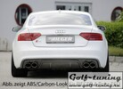 Audi A5 S-Line/S5 11-16 Купе/Кабрио Накладка на задний бампер/диффузор