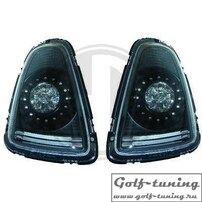 Mini Cooper R56 06-10 Фонари светодиодные, тонированные