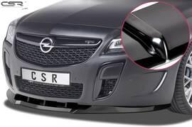 Opel Insignia OPC 13- Накладка на передний бампер Cupspoilerlippe глянцевая
