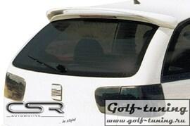 Seat Ibiza 6K GP 01  99-02 Спойлер на крышку багажника X-Line design