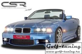 BMW E36 90-99 Бампер передний