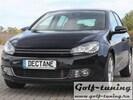 VW Golf 6 Фары черные в стиле GTI