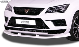 SEAT Ateca Cupra Накладка на передний бампер VARIO-X