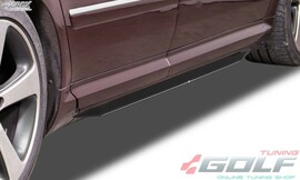 AUDI A8 D3/4E Накладки на пороги