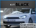 Golf 6 Фары LEDriving Xenarc Edition black ксенон