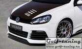 VW Golf 6 Передний бампер R-Look 00059534
