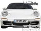 Porsche 911 / 997 04-08 Дневные ходовые огни+ поворотники хром