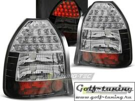 Honda Civic 95-01 3D Фонари светодиодные, черные