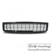 Audi A4 8E 01-04 Решетка радиатора без значка черная