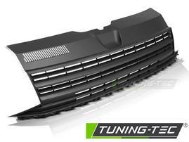 VW T6 15-19 Решетка радиатора без значка матовая