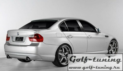 BMW E90 Накладки на пороги