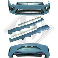 VW Scirocco 08-14 Комплект обвеса в стиле R