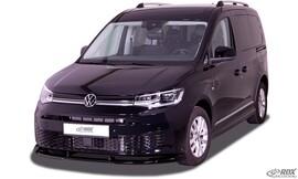VW Caddy MAXI 2020- Накладки на пороги edition