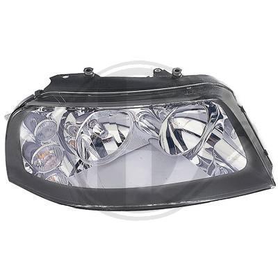 Seat Alhambra/VW Sharan 00-10 Фары неоригинальные под галоген