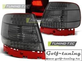 Audi A4 94-00 Фонари светодиодные, тонированные