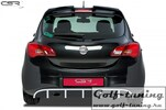 Opel Corsa E 14-18 Накладка на задний бампер