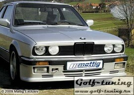 BMW E30 Ресницы