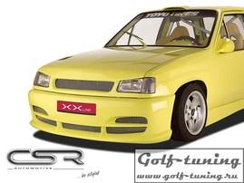 Opel Corsa A 83-93 Бампер передний XX-Line design