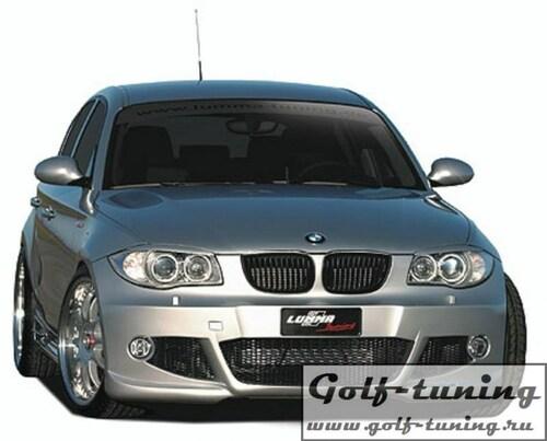 BMW E87 Передний бампер