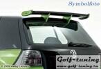 VW Polo 6N 96-99 Спойлер на крышку багажника