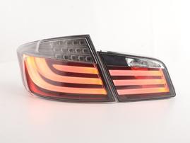 BMW 5er F10/F11/F18 Седан 10-12 Фонари светодиодные хром