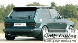 VW Golf 1 Задний бампер