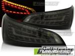 Audi Q5 08-12 Фонари светодиодные, тонированные