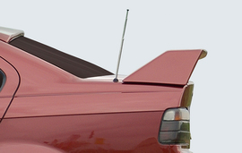 BMW E36 Седан Спойлер на крышку багажника без стоп сигнала Breitbau II