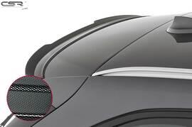 BMW X1 F48 15- Спойлер на крышку багажника carbon look